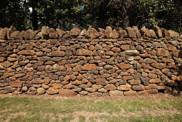 Bentley roadside walls, Chudleigh (1)