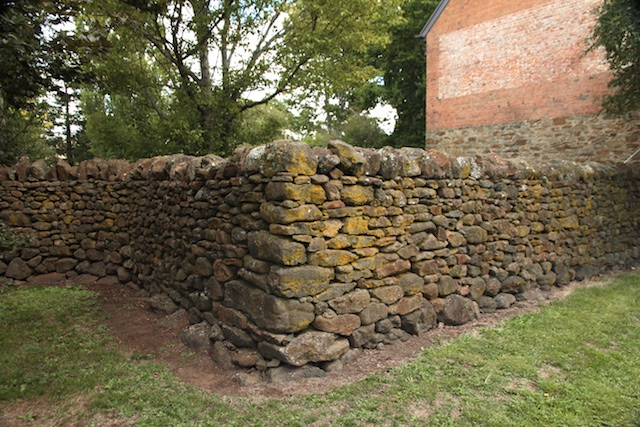 Bentley roadside walls, Chudleigh (5)
